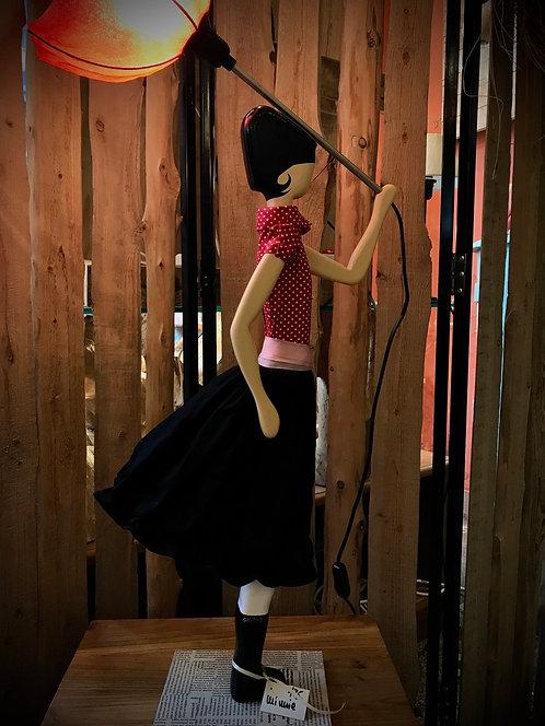 Lampe parapluie Minnie