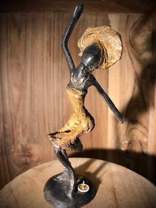 """Petit bronze de Ouagadougou """"S03"""""""