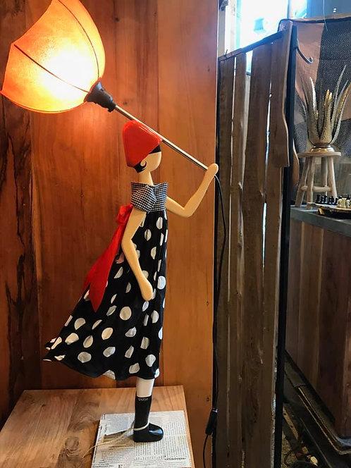 Lampe parapluie Mimi