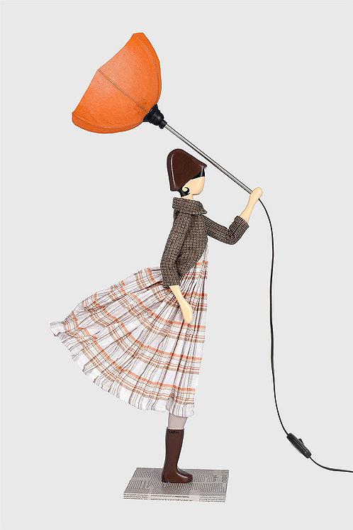 Lampe parapluie YENTE
