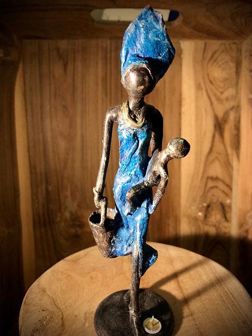"""Petit bronze de Ouagadougou """"S11"""""""