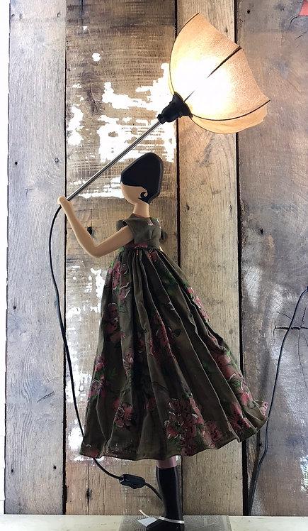 Lampe parapluie Valasia