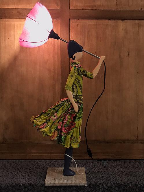 Lampe parapluie Melisanthi