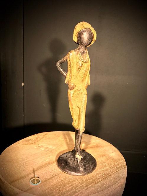 """Petit bronze de Ouagadougou """"S15"""""""