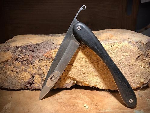Le Couteau d'ici en ébène