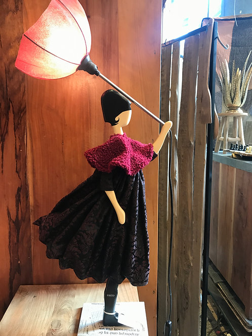 Lampe parapluie Mirka