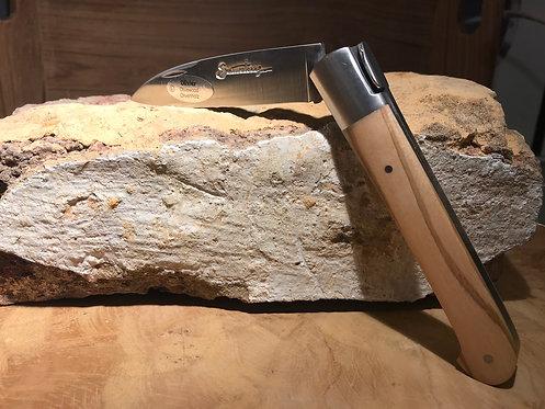 Couteau pliant Sauveterre olivier 1 mitre