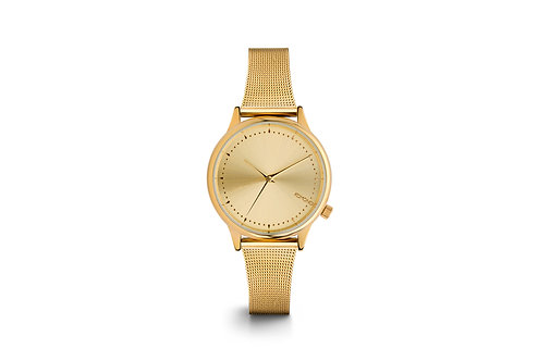 Montre Komono Estelle royale gold