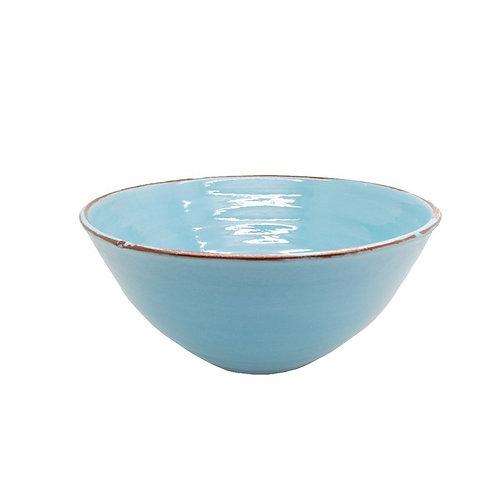 Petit saladier turquoise