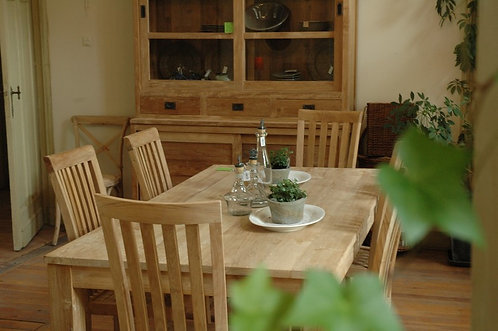 Table en Teck Natural