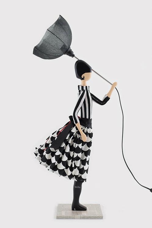Lampe parapluie frida