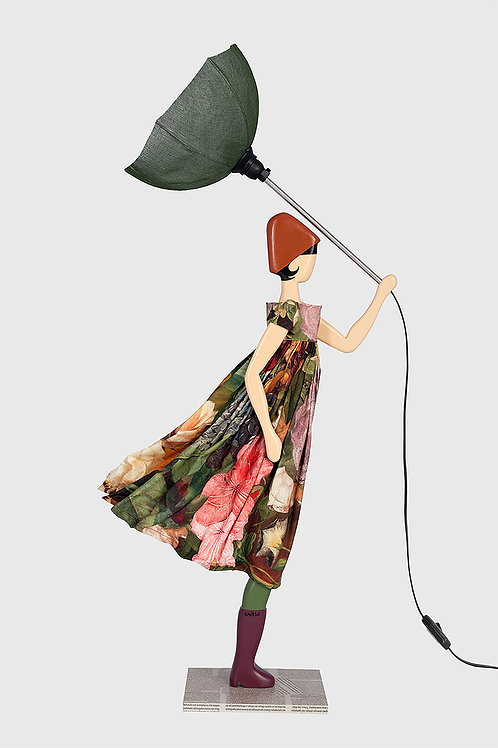 Lampe parapluie MICHELA