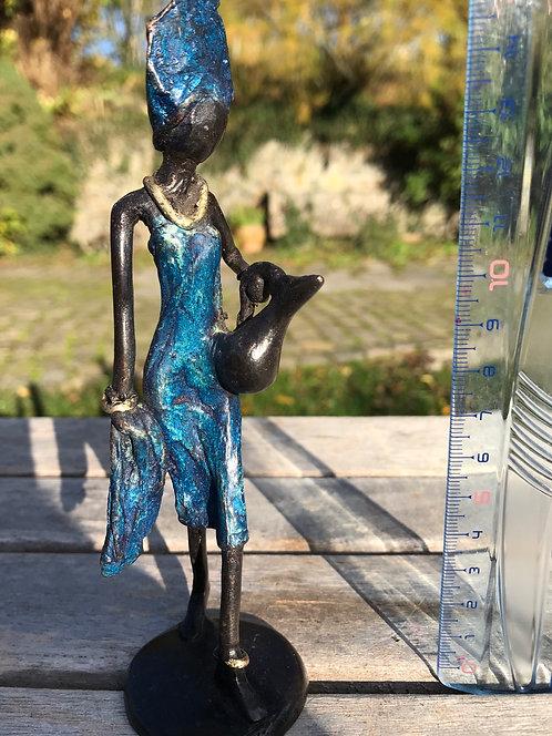 """Petit bronze de Ouagadougou """"S18"""""""