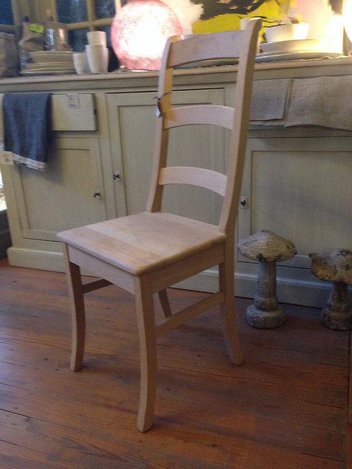 Deux chaises de Herve en chêne