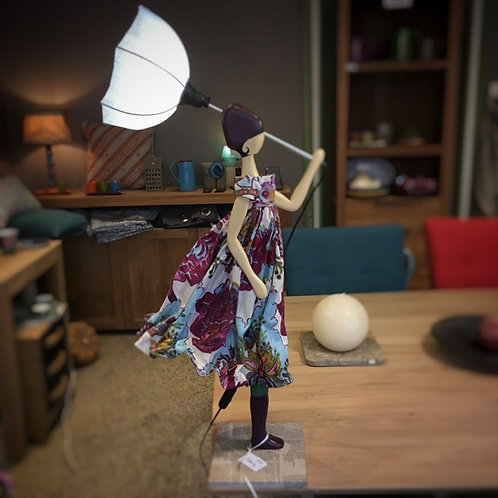 Lampe parapluie Nancy
