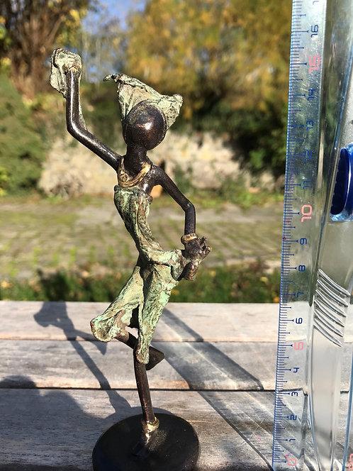 """Petit bronze de Ouagadougou """"S12"""""""
