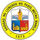 Pasig City Seal