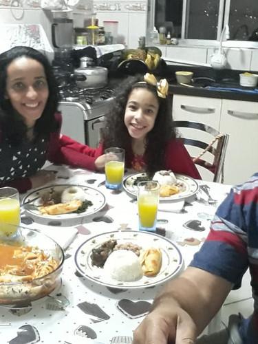 Talento na Cozinha Família Ribeiro