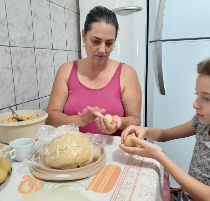 Família Giovana Bergamo