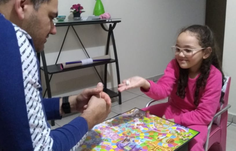 Família Lara Luna - 2º ano B