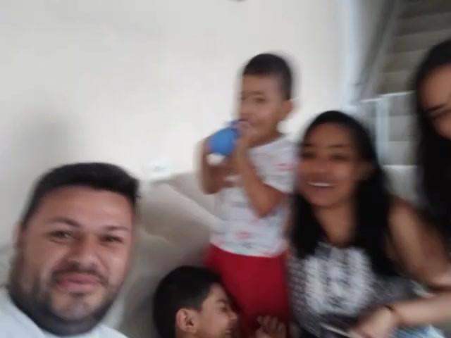 Família da Lara