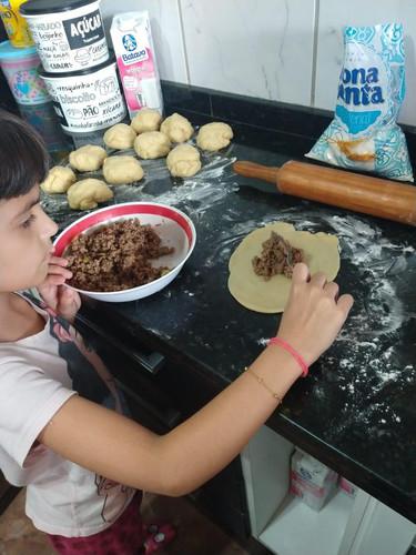 Maria Júlia tem Talento na Cozinha - 1º