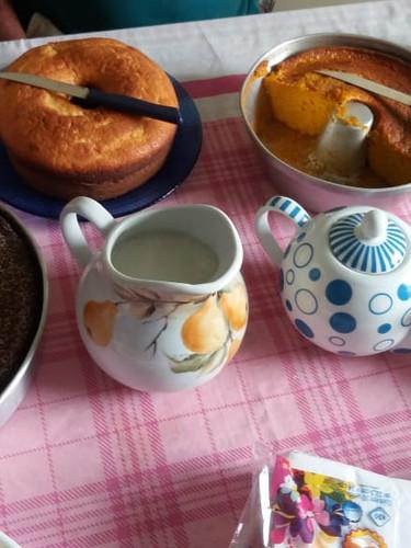 Café da Manhã aluna Lorena Viana