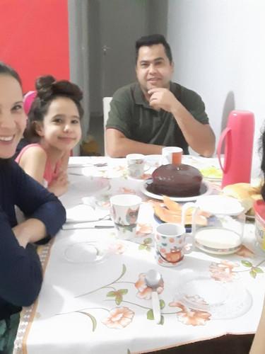 Família Maria Eduarda Nóbrega