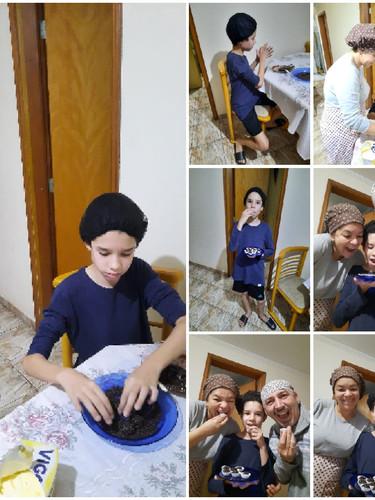Família Vitor Antônio