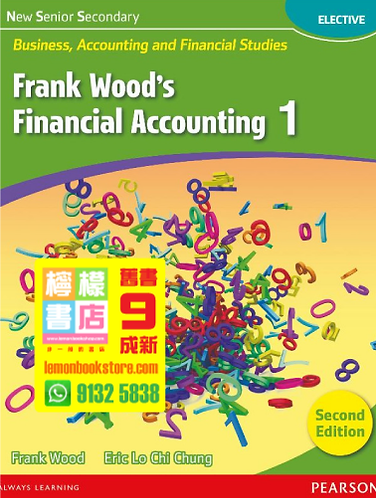 【Pearson】NSS BAFS - Frank Wood's Financial Accounting 1 (2014 2nd Edition)