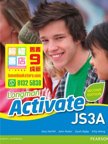 【Pearson】Longman Activate JS 3A(2012 2nd Edition)