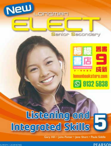 【Pearson】New Longman Elect SS Listening and Integrated Skills 5(2013)