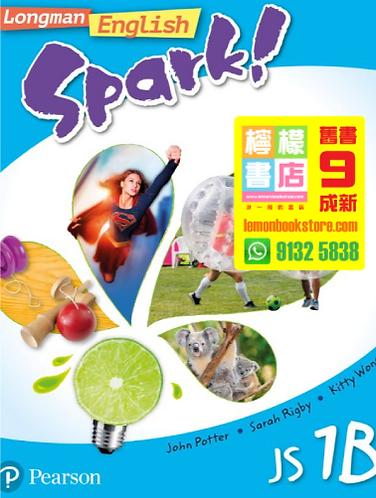 【Pearson】Longman English Spark! JS 1B (2017)