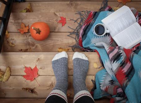 Čítanie na jesenné večery