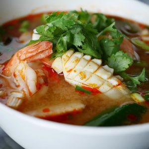 Blog: Mooks Thai Bistro food review