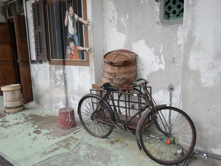 Blog: Why I cycled in Penang