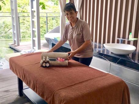 Blog: A home massage for Christmas
