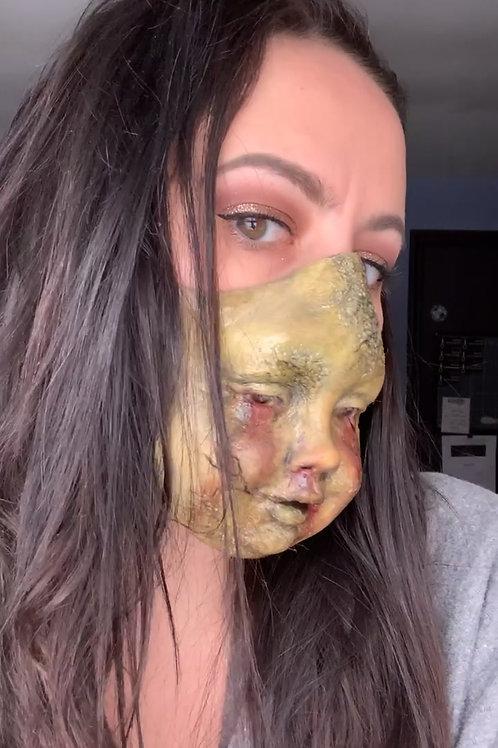 Babyface Half Mask