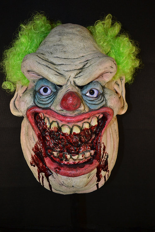 Luckie the Clown Mask