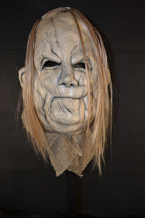 Scary Harry Scarecrow Mask