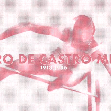 107 anos de Ícaro de Castro Mello