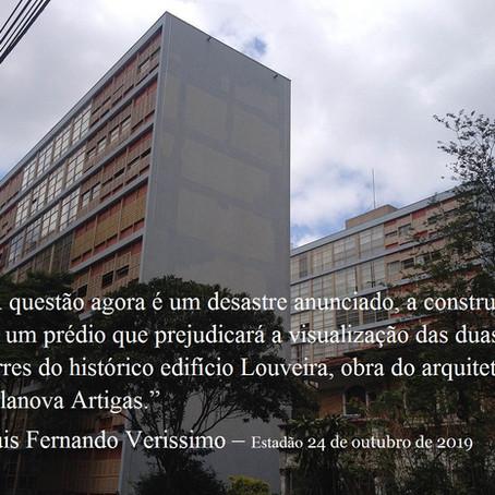 Reunião Conpresp - Pela preservação da Praça Vilaboim e Edifício Louveira
