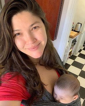 Pra quem diz que mulher que se torna mãe