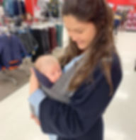 Black Friday com a Baby Angel❤️ #mamãe#b