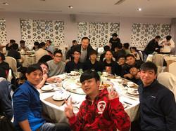 ClydeMan Group Annual Dinner 2020