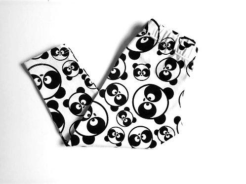 Esacadinha de Legging Panda