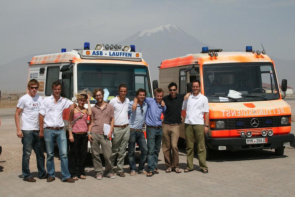 Pause vorm Berg Ararat.JPG