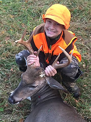 Carter and Deer.jpg