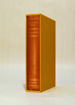 Custom Slipcase for Rare Book