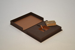Clamshell Box for Small Book